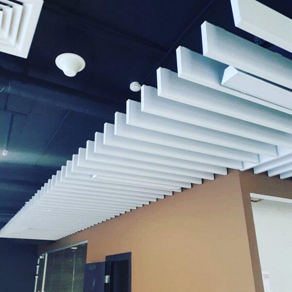 Потолки (для офисов и производства)