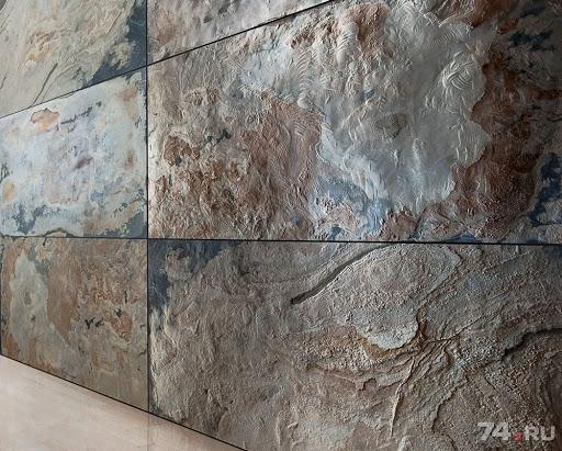 Шпон каменный
